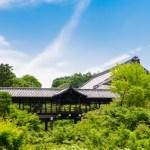 東福寺の駐車場で安い料金は?周辺おすすめマップガイド&全リスト!