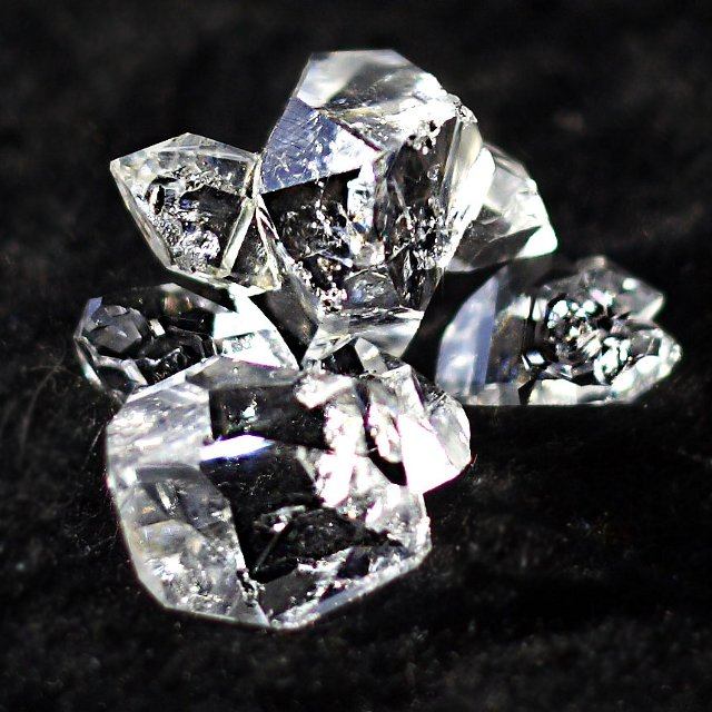 Birthstones and Their Meanings - April - Diamond