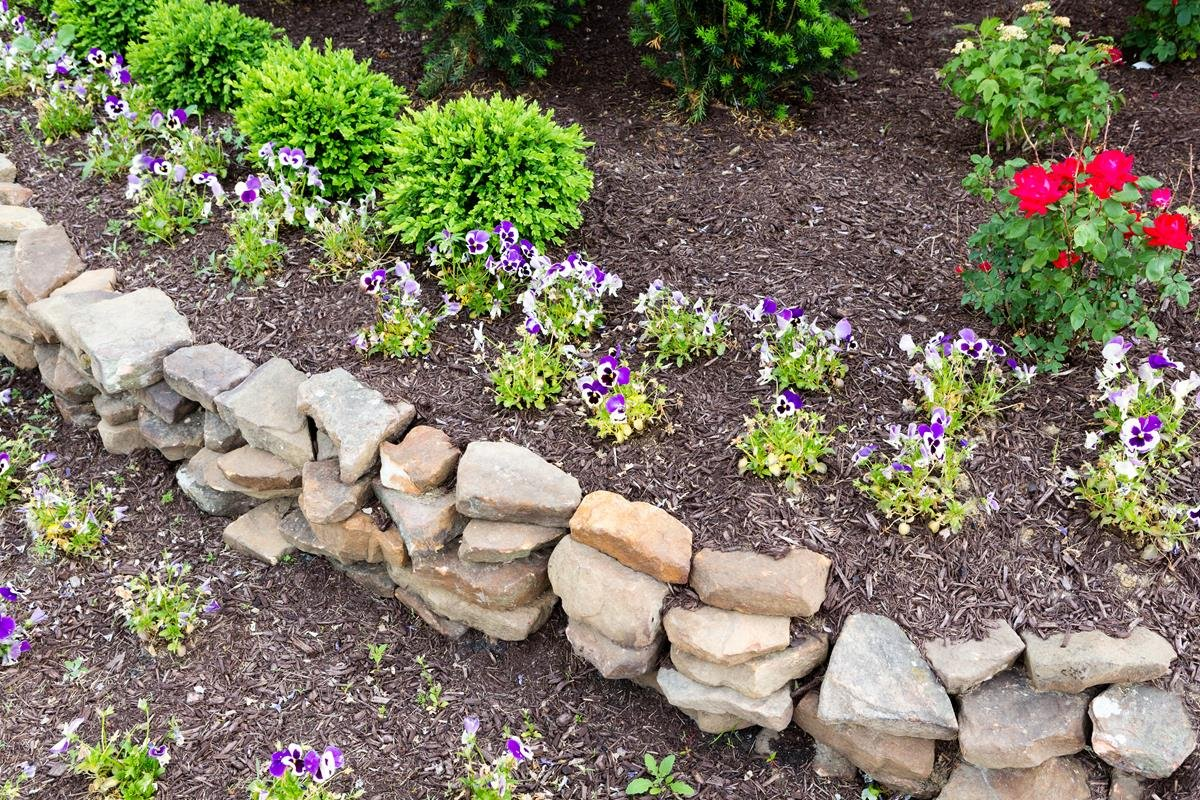 Selling Rocks Landscaping
