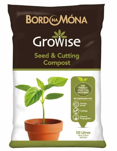 Growise Seed & cutting compost available from Strawberry garden centre uttoxeter