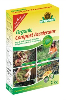Neudorff Organic Compost_Accelerator_2kg_ available from strawberry garden centre, uttoxeter