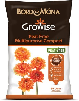 growise-Peat-free-Multipurpose compost available from strawberry garden centre, uttoxeter