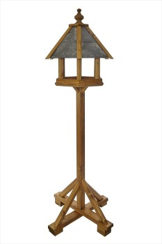 Tom Chambers BT004 Rosedale Bird Table available from Strawberry Garden Centre, Uttoxeter