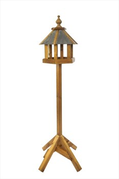 Tom Chambers BT014 Baby Dovesdale Bird Table available from Strawberry Garden Centre, Uttoxeter