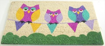 garden-home-company-82623-three-owls-doormat-available-from-strawberry-garden-centre-uttoxeter