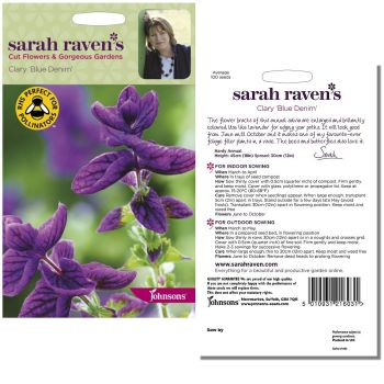 sarah-raven-clary-blue-denim-seeds-available-from-strawberry-garden-centre-uttoxeter