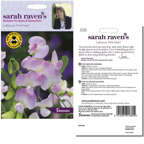 sarah-raven-lathyrus-pink-pearl-seeds-available-from-strawberry-garden-centre-uttoxeter