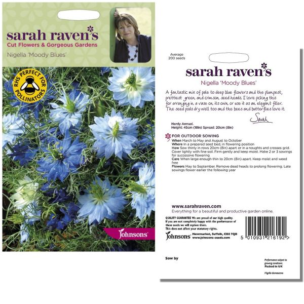 sarah-raven-nigella-moody-blues-seeds-available-from-strawberry-garden-centre-uttoxeter