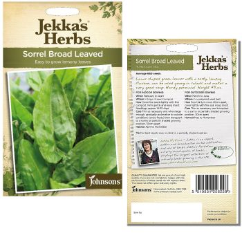 jekkas-herbs-sorrel-broad-leaved-seeds-available-from-strawberry-garden-centre-uttoxeter