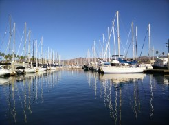 leaving ventura harbour