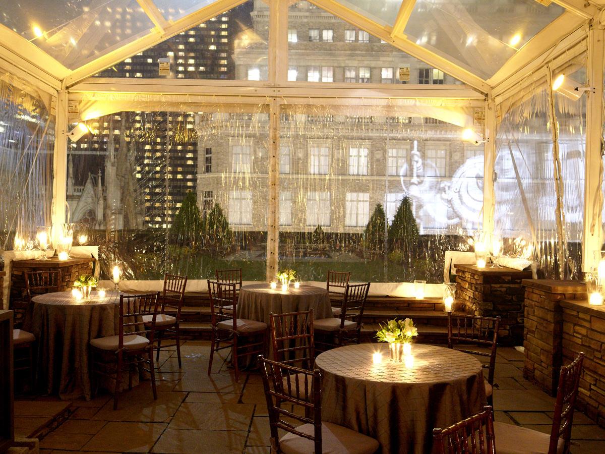 Garden Venue In NYC