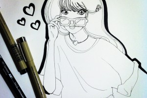Megane_Japanese_Microns_Glasses_Tombow