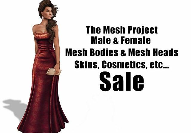 TMP Male   Female Mesh Bodies on Sale bb6e551c14