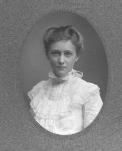 Anne West Strawbridge Portrait