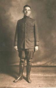 Dr. Joseph Sailer in Uniform