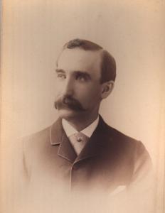 John Sailer Portrait, 1880s
