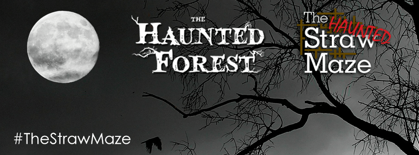 Haunted Straw Maze and Hunted Forest