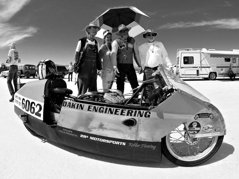 Bonneville Racing