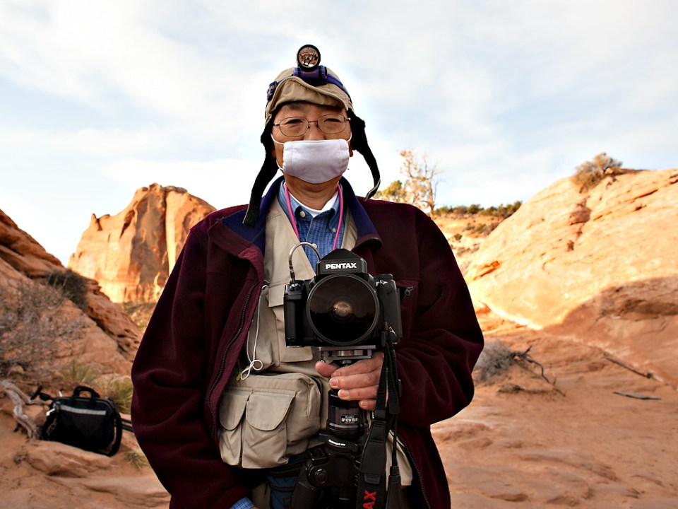 Cameras of Canyonlands