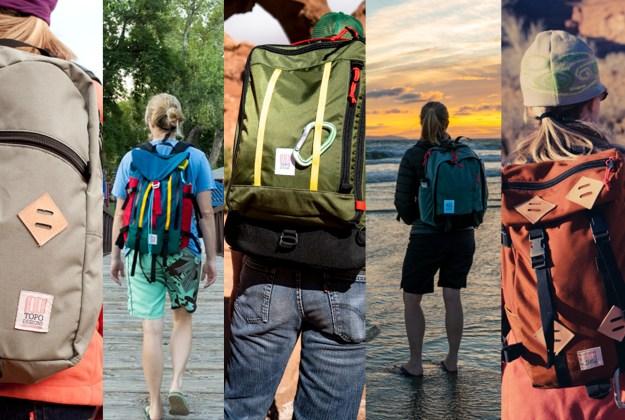 Topo Designs daypacks