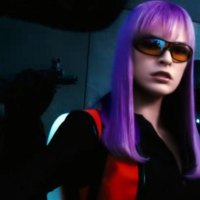 Ultra Violet Movie Hairstyle - Milla Jovovich