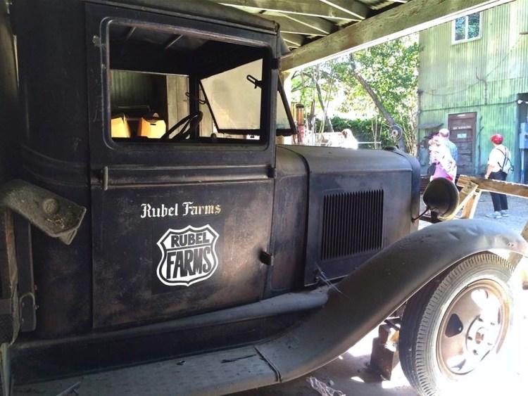 Farm Trucker