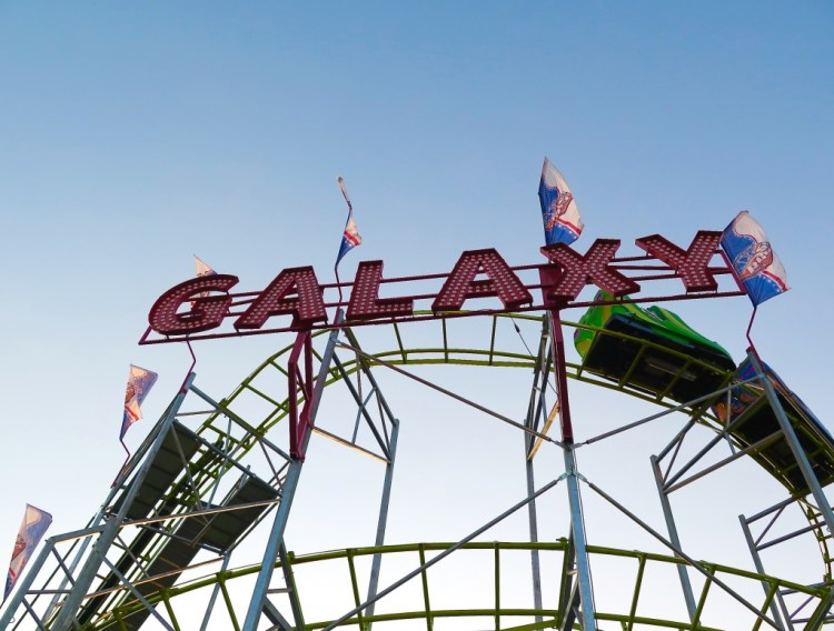 With over 70 rides and attractions at this years fair, visitors have a lot of options.