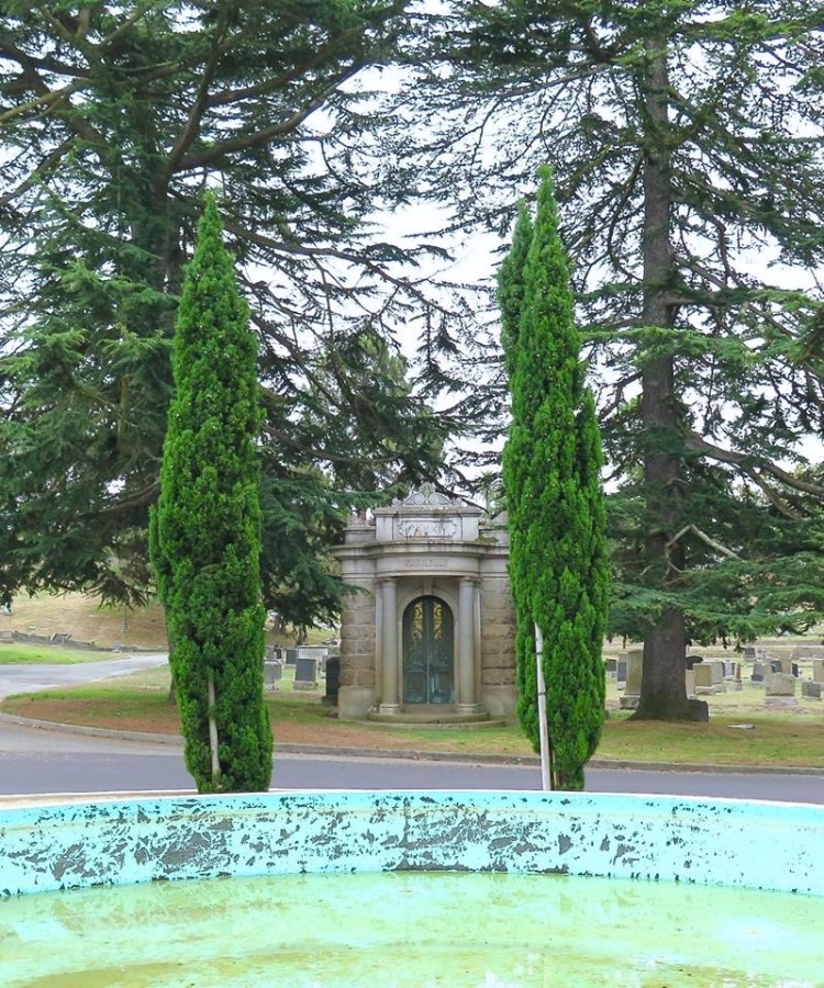 Cultural and religious shifts in sensibility, as well as 19th-century English and American romantics helped encourage the idea that a park-like cemetery represented the peace of nature, to which man's soul returns.
