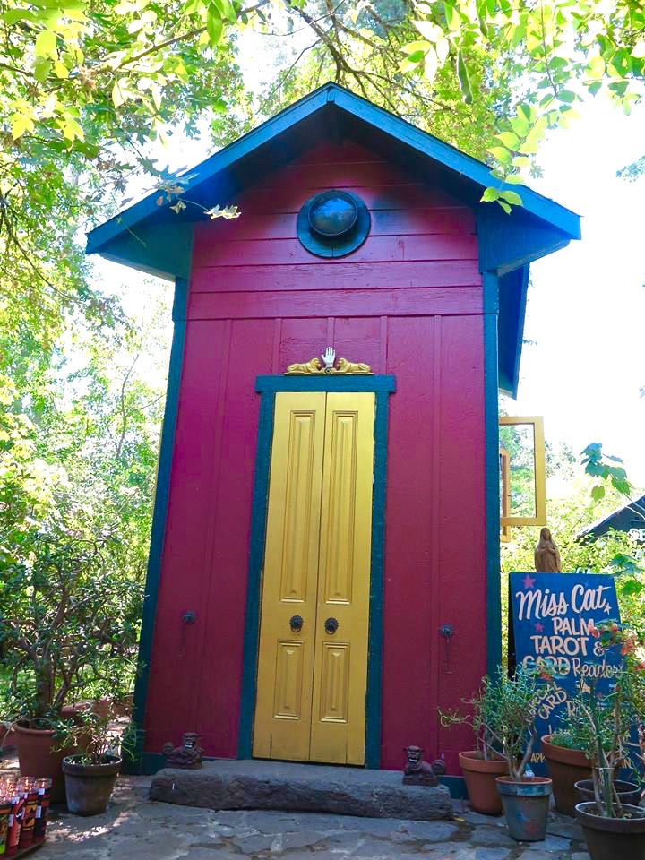 Missionary Independent Spiritual Church, billed as the World's Smallest Church, is 35 square inches smaller than the previous record-holder in New York State.
