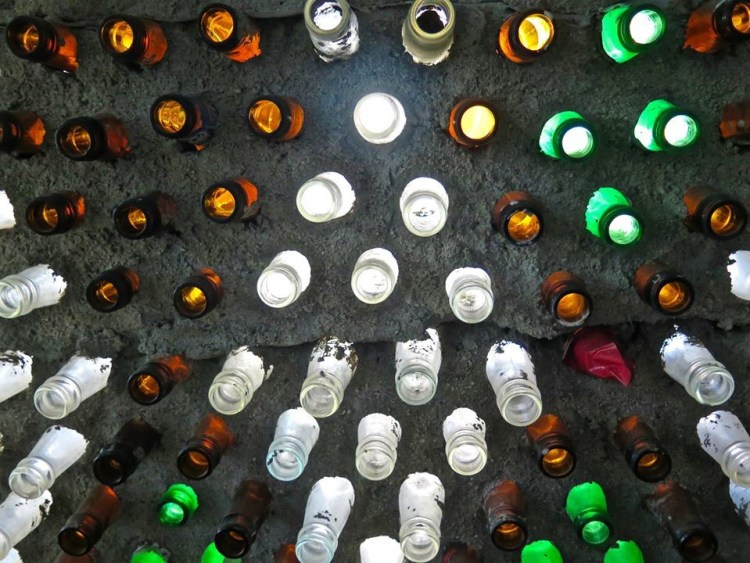 Bottle Wall Magic