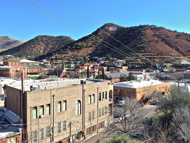 'B' is for BisBee