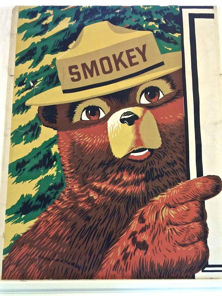 Of course Smokey is represented well.