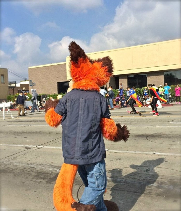 Foxy Back