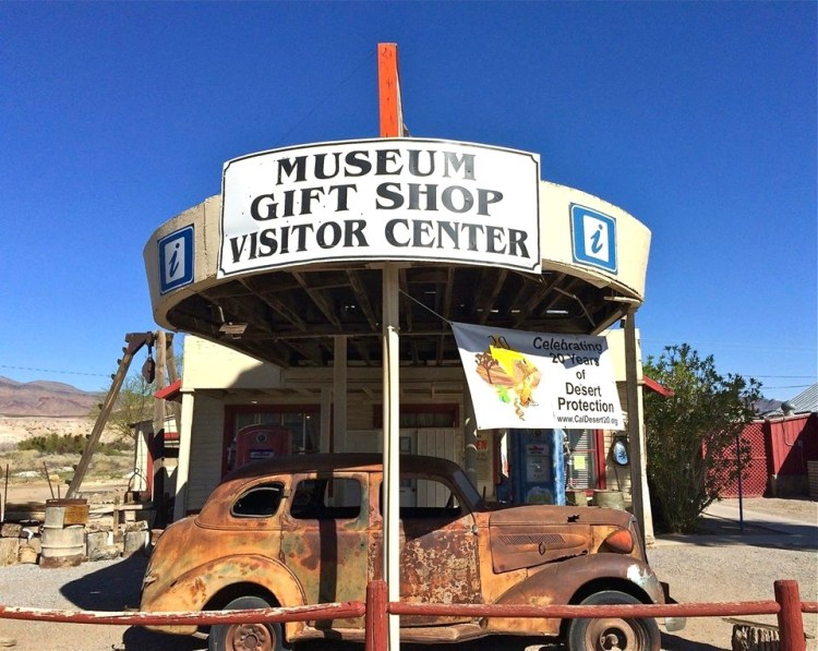 While you're in the area, make sure to check out the nearby Shoshone Museum.
