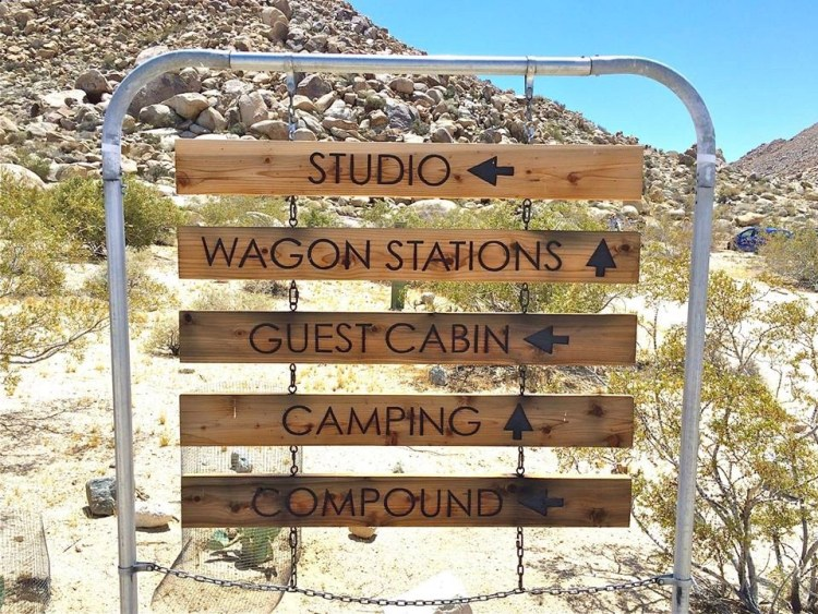 "There are two ways to visit A-Z West. The first is to take one of the tours that are offered four times a year. Tours last about two hours and offer a glimpse into Zittel's home base, the Wagon Station Encampment, Regenerating Field, Shipping Container Compound, studio, guest cabin and more. These are administered by High Desert Test Sites as a fundraiser, and there is a modest tour fee that directly supports HDTS programing. The second way to visit A-Z West is to stay in the A-Z Wagon Station Encampment during one of our two ""open seasons"" each year. More information about staying in the encampment is available here. Because A-Z West is a private residence, and also the site of a full time studio practice, please respect that there will also be certain times when the property is closed to visitors."