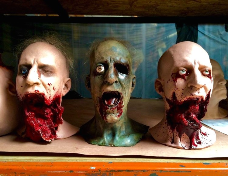 Think Game of Thrones' top shelf gore is too classy to be store-bought? Think again. The severed heads of many GOT characters were ordered here, then their faces were composited on in post.