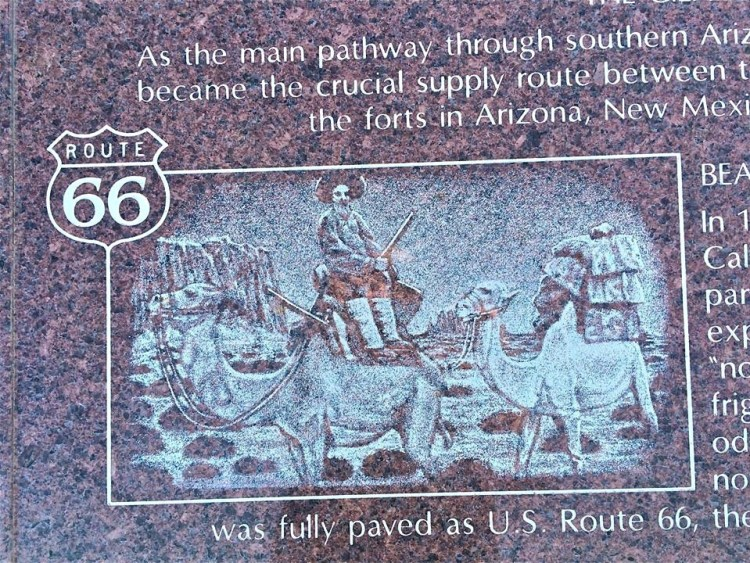 ...Route 66 and tons of other obscure historical moments from around the world.