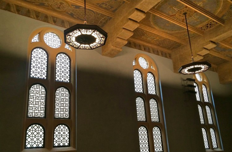 LA based architect Brenda Levin was chosen for the project based on her previous historic preservation work which includes the Griffith Observatory, City Hall, the Wiltern Theater, the Bradbury Building, Frank Lloyd Wright's Hollyhock House and Dodger Stadium.