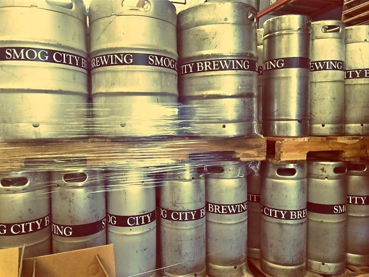 Smog City Brewery Company 1901 Del Amo Blvd. Torrance, CA 90501 Taproom Hours: Thursday & Friday: 4 - 9 PM | Saturday: 12 - 8PM | Sunday: 12 - 6PM