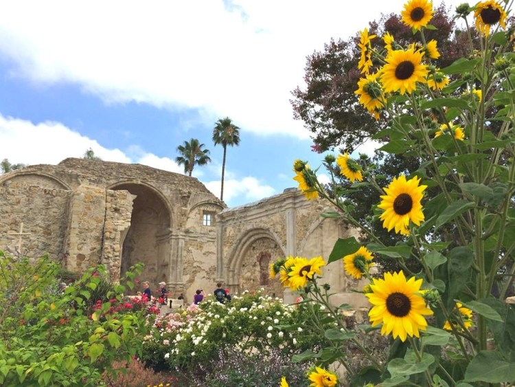 Mission San Juan Capistrano was founded on November 1, 1776.