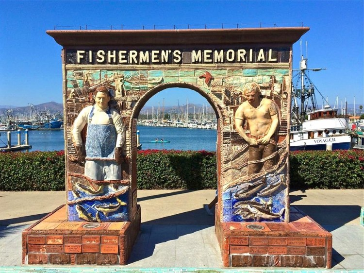 Fishermans's Memorial