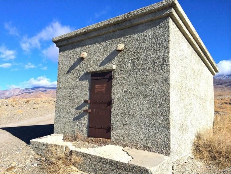 Keep Out - Cerro Gordo Mine