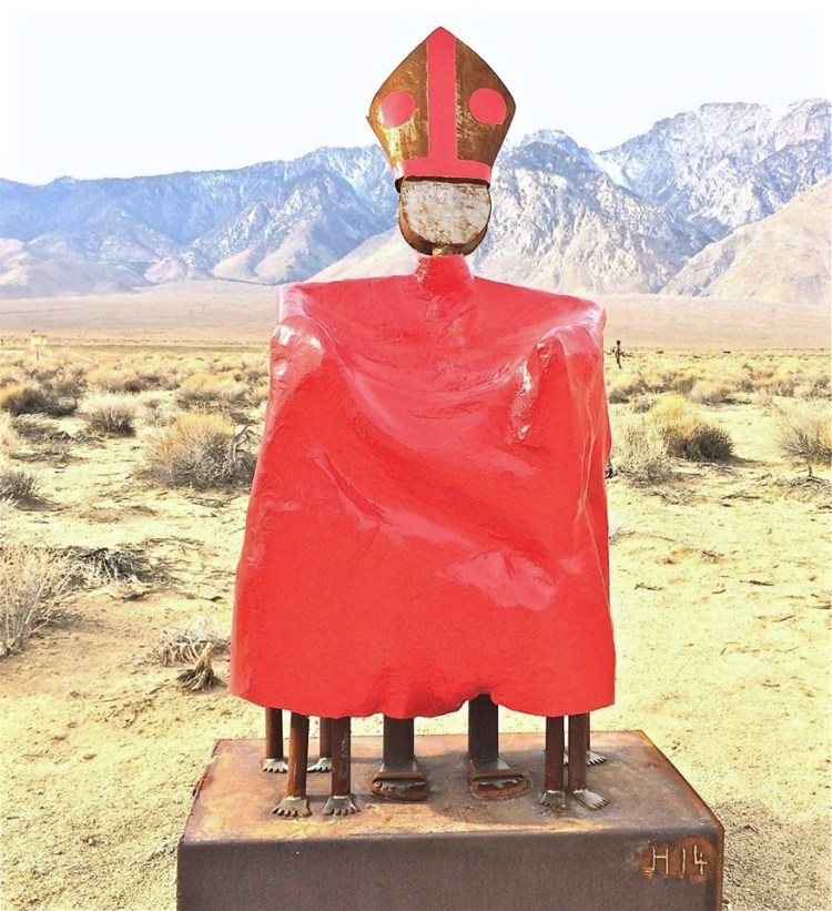 Mojave Pope