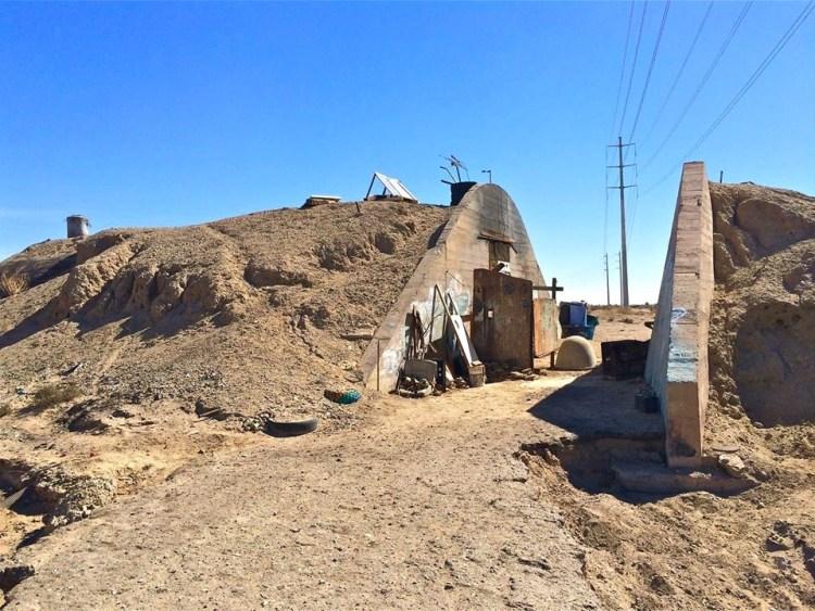 Meth Bunker