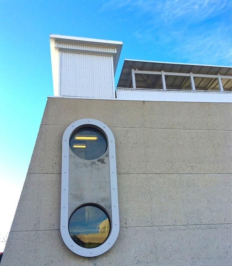 Environmental Learning Center giving me side eye.