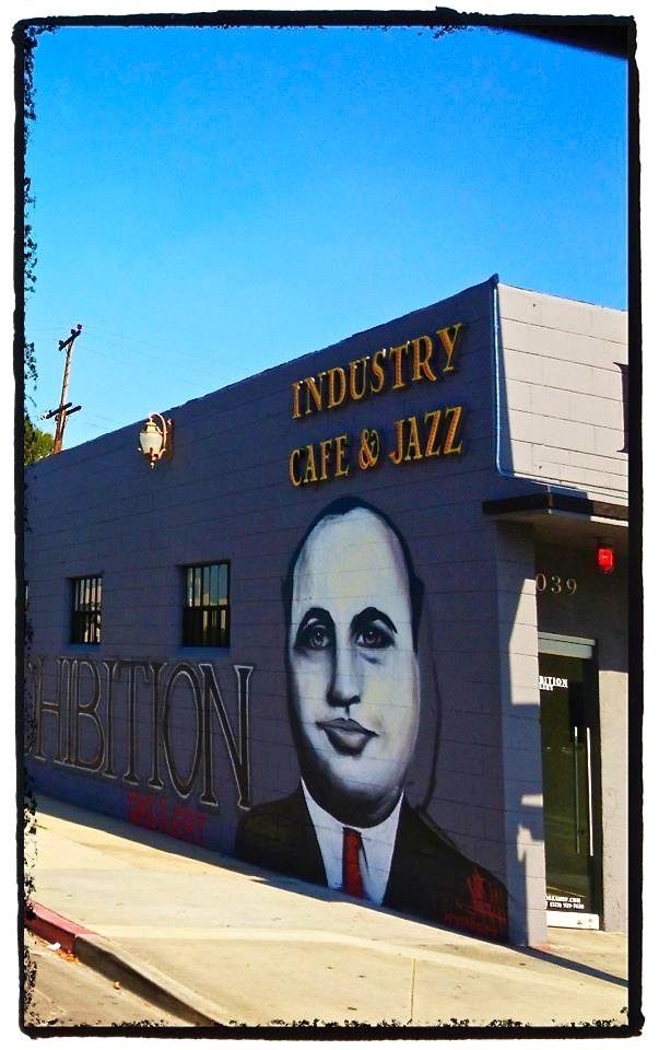 Suits Me Industry Cafe & Jazz Washington Blvd., Culver City, CA