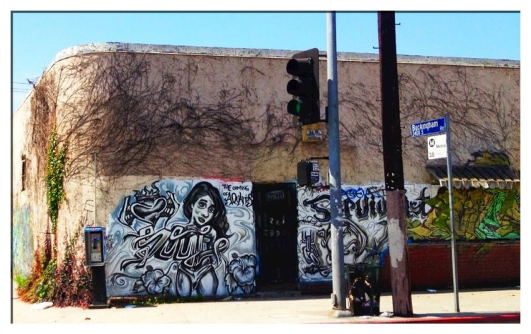Nasty Girl Jefferson Blvd, LACA