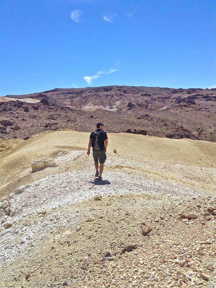 Red Butte, a.k.a., Mars.
