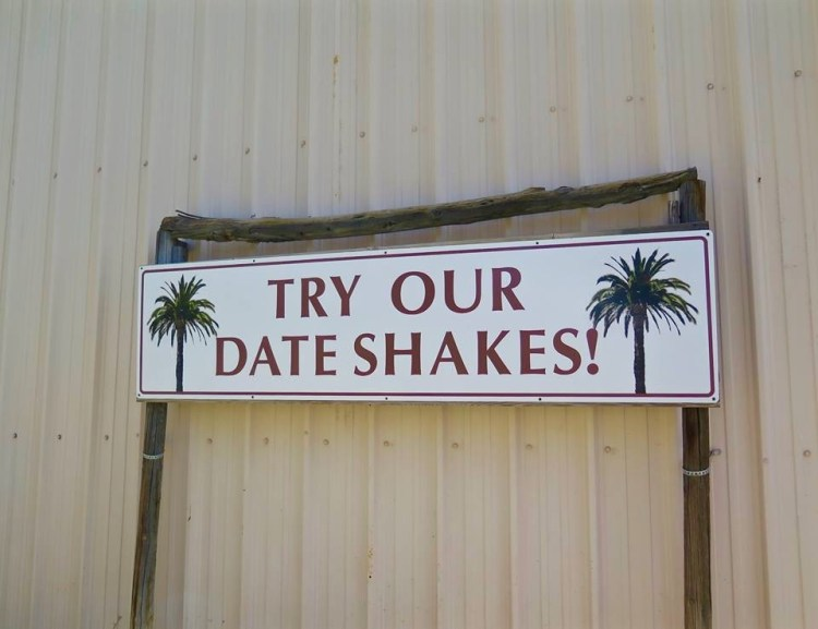 Hello date shakes!