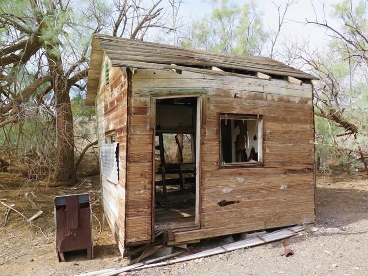 Miner's shack